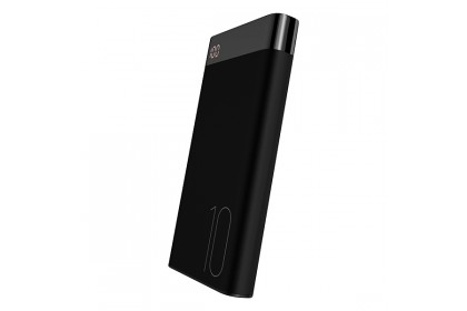 Recci LED Screen Mobile Power Bank 10000mAh - Turbo RT10000
