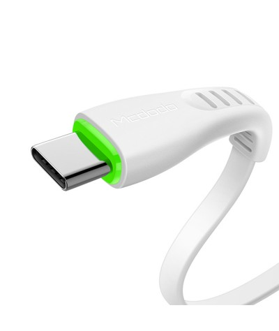 Mcdodo Flying Fish Series Type-C Data Cable With LED Light 1.2M - CA643