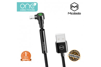 Mcdodo Torr Series Lightning Cable With Holder 1.8M CA667