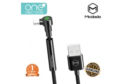 Mcdodo Torr Series Type-C Cable With Holder 2M CA668