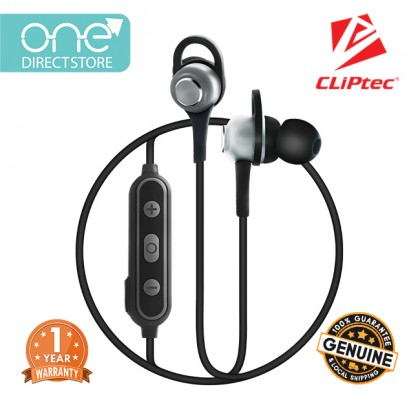 CLiPtec Air-Mix Magnetic Stereo Wireless Bluetooth 5.0 Earphone BBE106