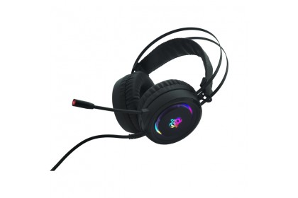 CLiPtec REDRATOUS RGB Stereo Pro-Gaming Headset BGH670