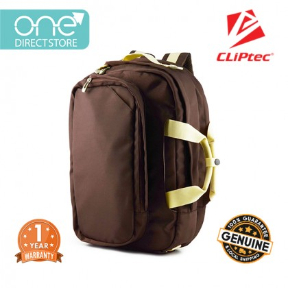 "CLiPtec TRIO 15.6"" Notebook Bag CFP107"