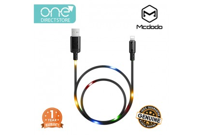Mcdodo X Series Voice Control Lightning Cable With LED 1M CA584