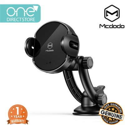 Mcdodo 7.5W/10W Car Holder With Infrared Sensing Wireless Charger CH610