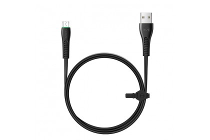 Mcdodo Flying Fish Series Micro USB Data Cable With LED Light 1.2M CA675