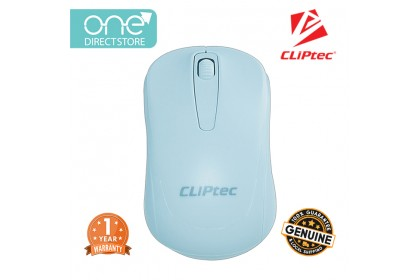 CLiPtec YOUNG 1200dpi 2.4Ghz Wireless Optical Mouse RZS859
