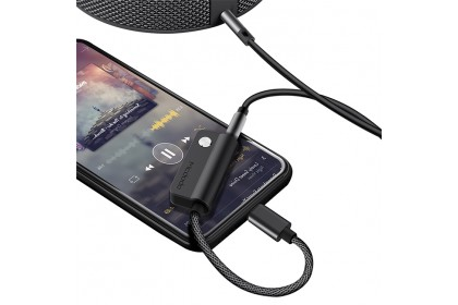 Mcdodo Lightning to DC3.5mm and Lightning Convertor Cable - CA347