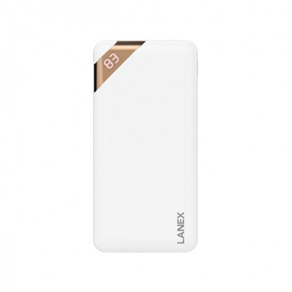 Lanex Power Bank 10000mAh with Digital Display - LPB N09