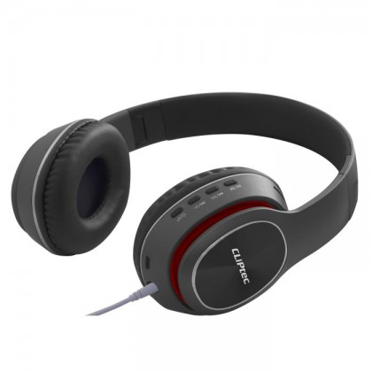 CLiPtec AIR-MùZIK2 Bluetooth 5.0 Wireless Stereo Headset BBH506