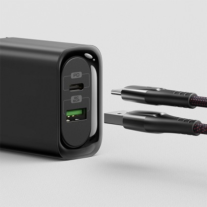 Mcdodo Balance Series 30W PD+QC3.0 Travel Charger (US/UK/EU Plug) CH560