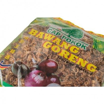 Cap Pokok Halal Fresh Fried Onion ( Bawang Goreng ) 450gm/900gm
