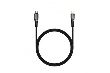 Mcdodo Porsche Series PD Type-C to Lightning Cable with LED 1.2M CA765