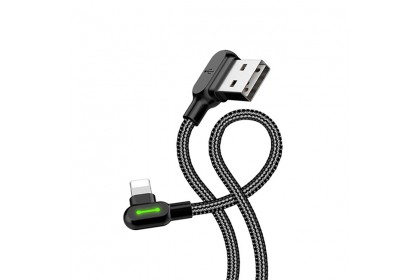 Mcdodo 90 Degree USB AM to Lightning Cable 1.2M CA467