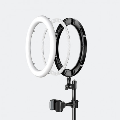 Mcdodo Live Broadcast Selfie Ring Light with Tripod Stand & Microphone Holder TB798