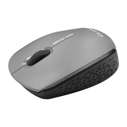 CLiPtec 1200dpi 2.4Ghz Wireless Silent Mouse with On/Off Button M106S