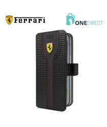 "Ferrari Racing Booktype Case Universal Large Size (4.6"" to 5.2"")"