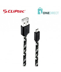 CLiPtec ARMY USB 2.0 Micro USB Cable OCC104