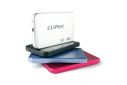 "CLiPtec 2.5"" USB 2.0 SATA HDD Enclosure-RZE270"