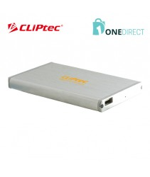 "CLiPtec POCKET-DATA 2.5"" USB 3.0 SATA HDD Enclosure RZE281"