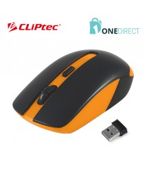 CLiPtec ISSITI 1600dpi 2.4GHz Wireless Optical Mouse RZS850