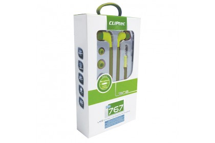 CLiPtec LACE In-Ear Earphone with Microphone BME767