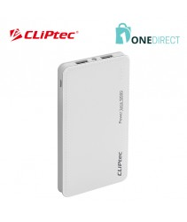 CLiPtec POWER JUICE 10000 10000mAh Polymer Portable Charger PPP210