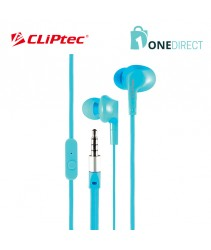 CLiPtec NEON-ROCK In-Ear Earphone with Microphone BME737