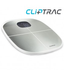 CLiPTRAC Bluetooth Smart Body Fat Scale FHW300
