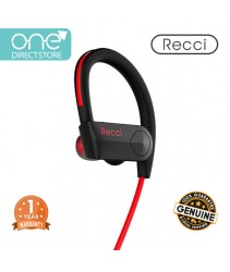 Recci Bluetooth 4.0 Wireless Earphone with Mic - Impulse