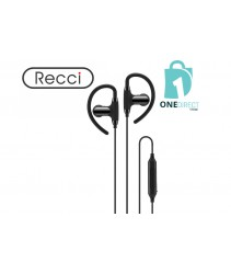Recci Bluetooth 4.2 Wireless Earphone with Mic - Symphony