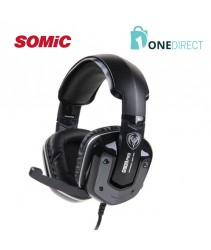 Somic G909 Pro Gaming Headset 7.1 (Black)
