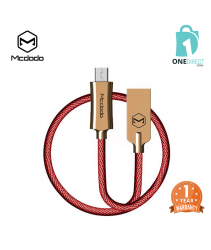 Mcdodo 2.4A QC3.0 Fast Charging USB to Micro USB Data Cable 1M - CA440