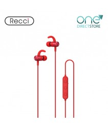 Recci Bluetooth 4.2 Wireless Earphone - Monster