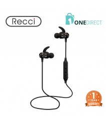 Recci Bluetooth 4.2 Wireless Earphone with Mic - Monster