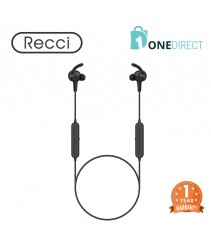 Recci Bluetooth 4.2 Wireless Earphone with Mic - Kylin