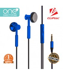 CLiPtec Equal Metal In-Ear Earbuds BME804