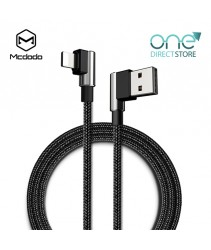 Mcdodo 90 Degree USB 5A Fast Charging AM to Lightning Cable 1.2M