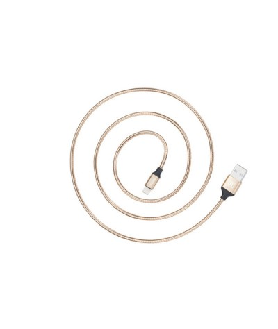 Recci USB to Lightning Cable 1M - Gravel