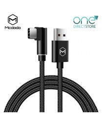 Mcdodo 90 Degree  USB AM To Type-C Cable 1M - CA345