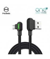 Mcdodo 90 Degree USB AM To Micro USB Cable 1.2M - CA577