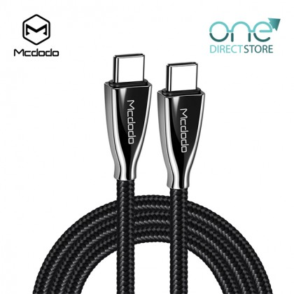 Mcdodo Type-C To Type-C 3A Cable 1.5M - CA589