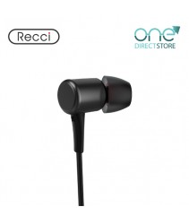 Recci Bluetooth 4.1 Wireless Earphone - Vogue