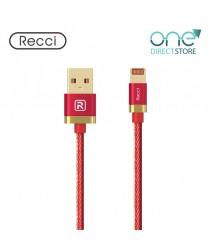 Recci USB to Lightning Cable 1M - Astral