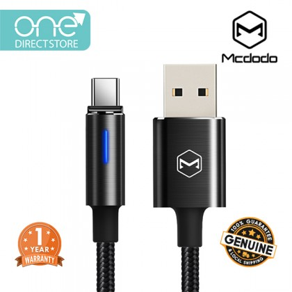 Mcdodo Auto Disconnect & Recharge Type-C Cable 1M - CA617
