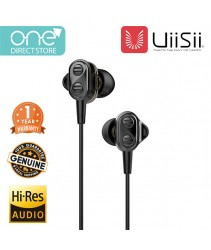 UiiSii 4 Drivers In-Ear Earphone - DT800