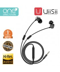 UiiSii Balanced Armature & Dynamic Driver With Double Microphone - K8