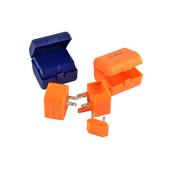 CLiPtec TRAVEL-OVERSEA Universal Travelling Plug Adaptor GZJ150