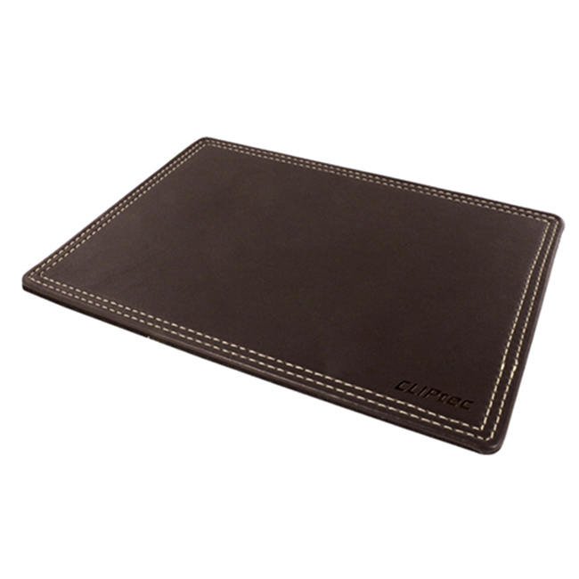 CLiPtec THE DEXIGNER Leather Mouse Pad RZY278