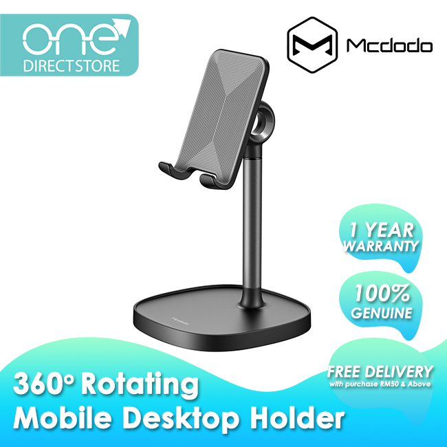 Mcdodo 360 Rotation Mobile Desktop Holder TB782